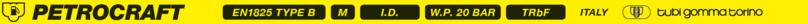 PETROCRAFT D/20 EN1825 TYPE B