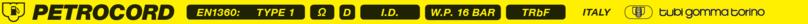 PETROCORD D/16 EN 1360 Type 1