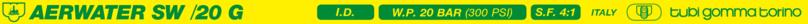 AERWATER SW /20 G