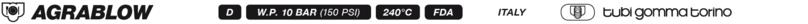 AGRABLOW /10 240°C