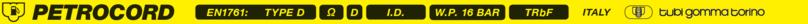 PETROCORD D/16 EN 1761 Type D